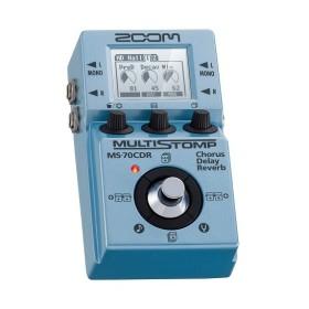 Zoom MS-70CDR Multistomp gitarr/bas