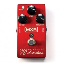 MXR M78 Custom Badass Distorsion
