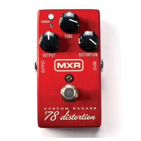 MXR M78 Custom Badass Distorsion