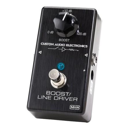 MXR Custom Audio Electronics MC401 Boost / Line Driver