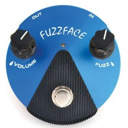 Dunlop Silicon Fuzz Face Mini Distorsion