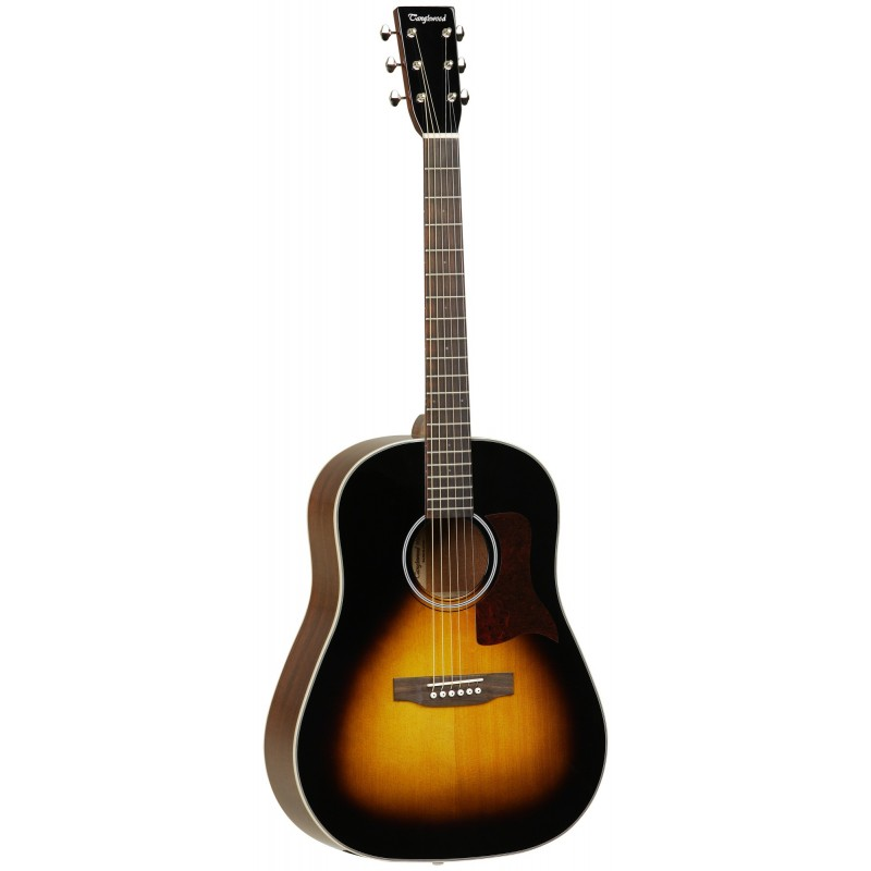 Westerngitarr Tanglewood TW40 SD VS E
