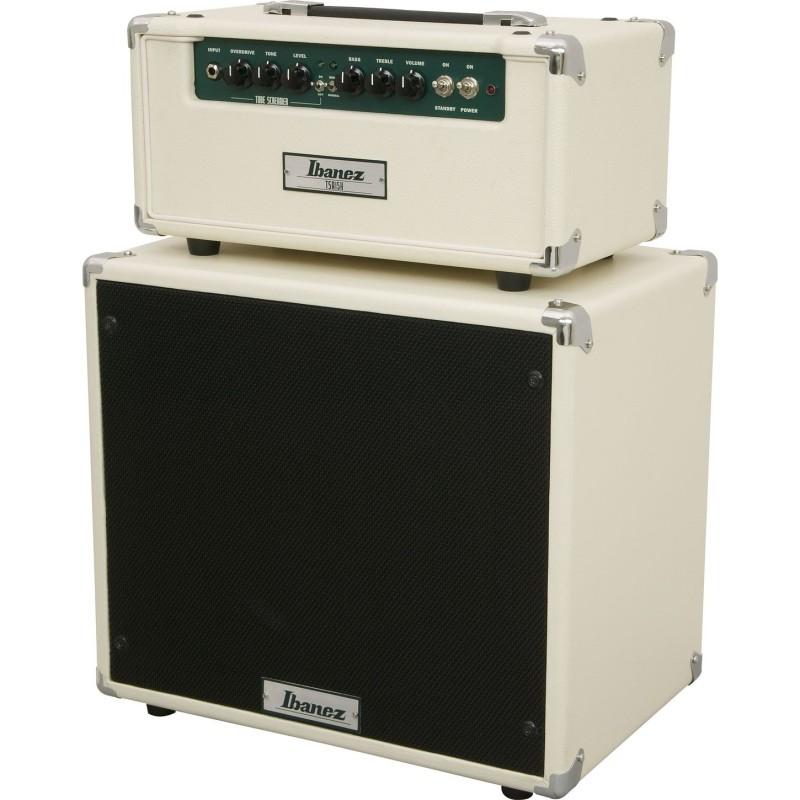 Ibanez TSA15H topp med TSA112C kabinett