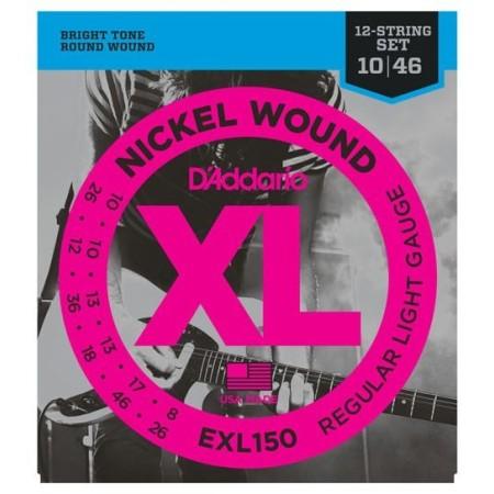D'Addario EXL150