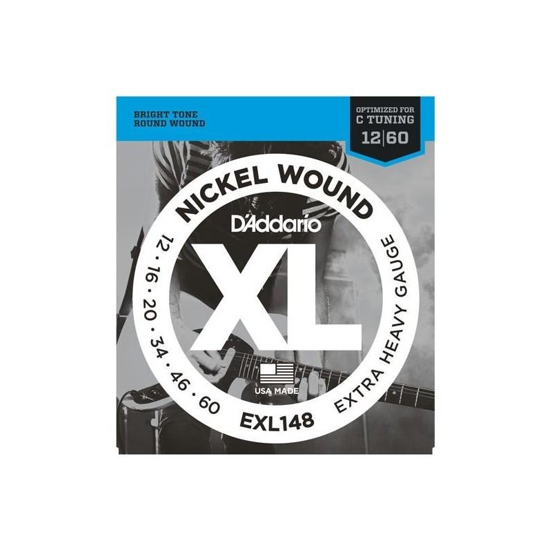 EXL148 Extra-Heavy, 12-60