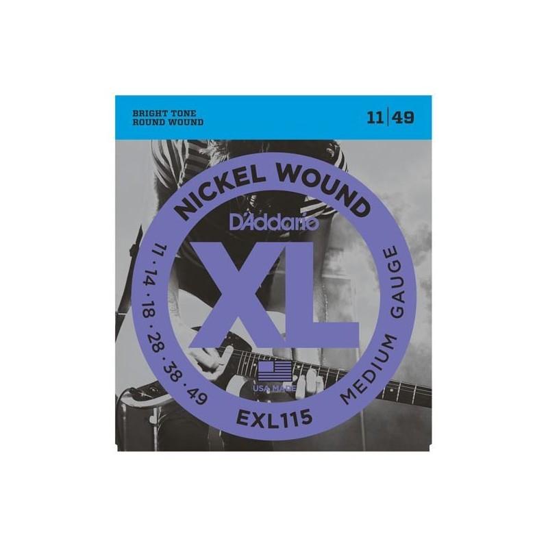 EXL115 Medium/Blues-Jazz Rock, 11-49