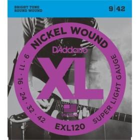 D'Addario EXL120-10P