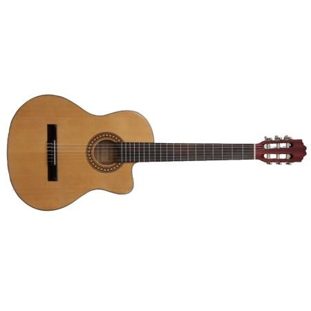 Klassisk gitarr Cataluna SGN-C81CE NL
