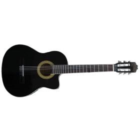 Klassisk gitarr Cataluna SGN-C81 CE BK