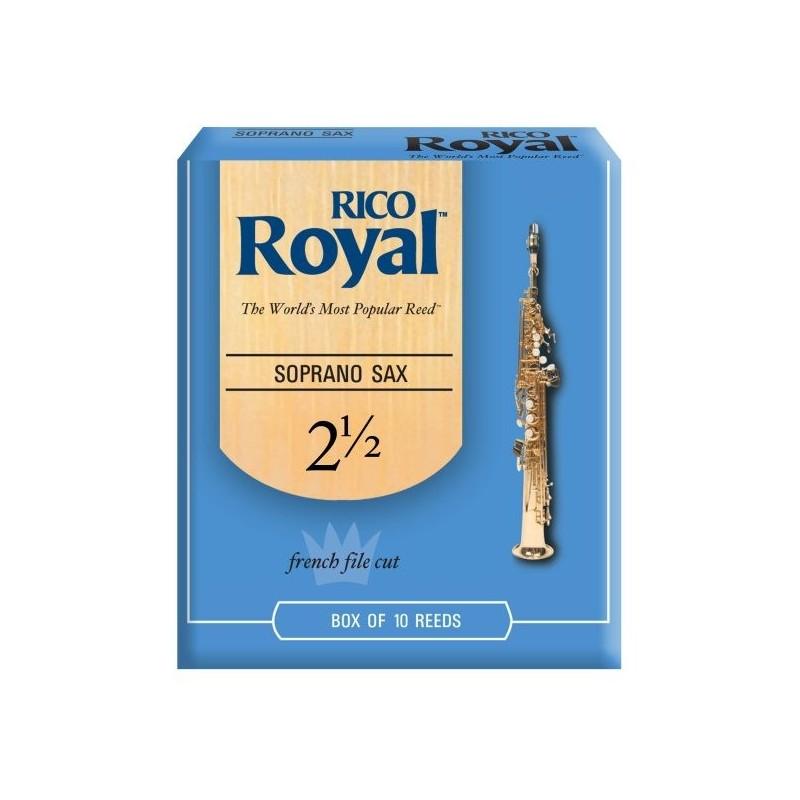 Rico Royal Sopransax