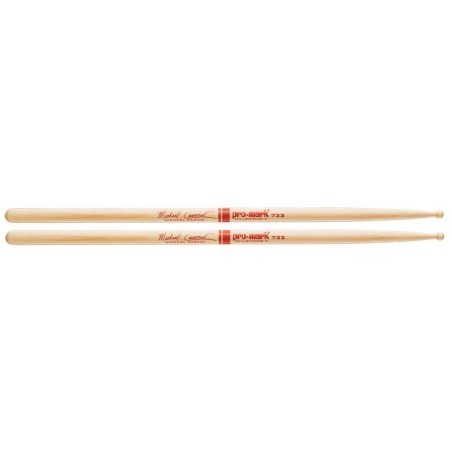 Promark Hickory 733 Michael Carvin Wood Tip