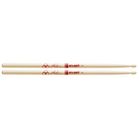 Promark Maple SD531 Jason Bonham Wood Tip