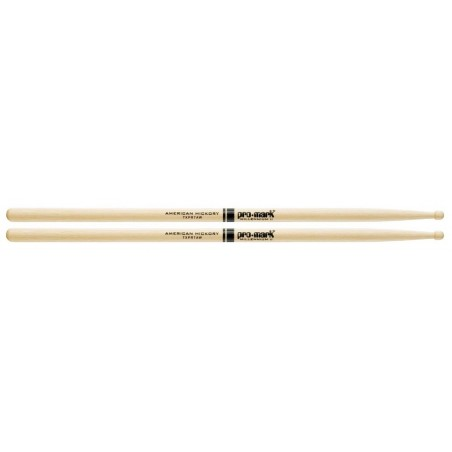"""Promark Hickory 7A """"Pro-Round"""" Wood Tip"""