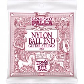 Ernie Ball Ernesto Palla Black Nylon Strings