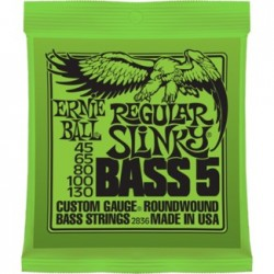 Ernie Ball 5-String Regular Slinky Bass