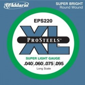 D'Addario EPS220 ProSteels