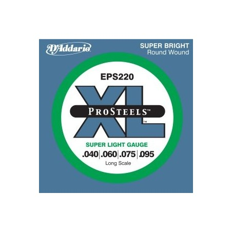 D'Addario EPS220 ProSteels