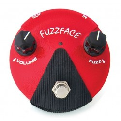 Dunlop Germanium Fuzz Face Mini Distorsion