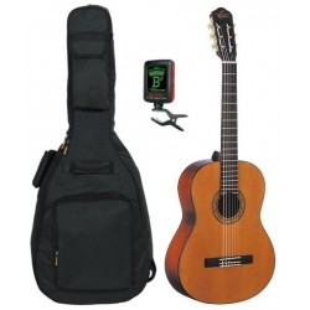 Classical Guitar Oscar Schmidt OC9 Bundle