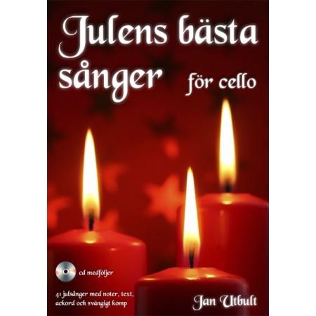 Julens bästa sånger för cello