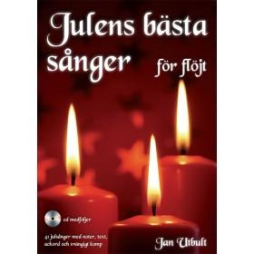 Julens bästa sånger för flöjt