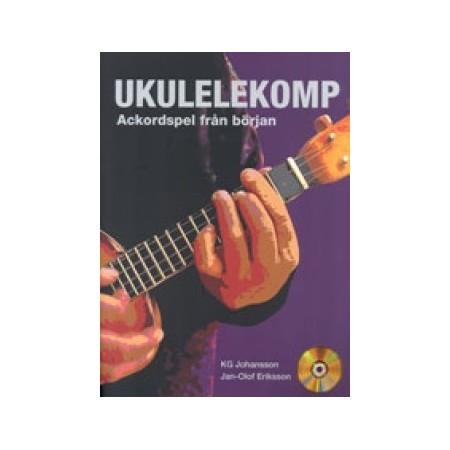 Ukulelekomp - Ackordspel från början