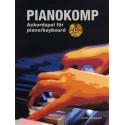 Pianokomp Ackordspel för piano/keyboard