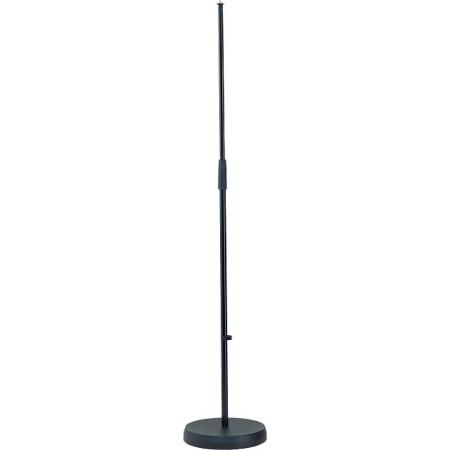 K&M 260B mikrofonstativ med rund fot