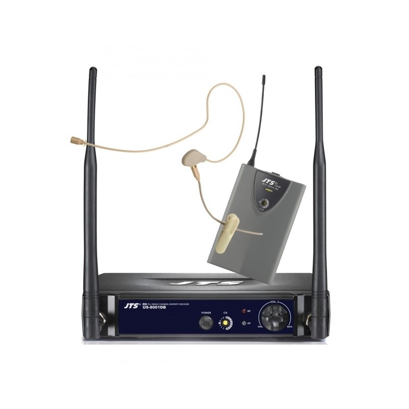 JTS US-8001DB/PT-850B/CM-801F