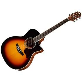 Westerngitarr Crafter GAE 8/VLS-V Vintage Sunburst