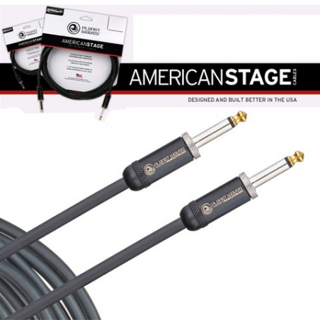 Planet Waves American Stage Instrument Cable Straight/Straight
