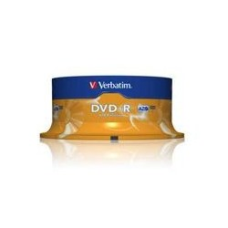 DVD-R Verbatim 4.7GB 16X 25-pack Spindel