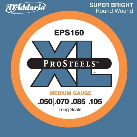 D'Addario EPS160 ProSteels