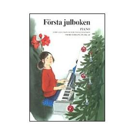 Första Julboken - piano
