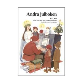 Andra Julboken piano