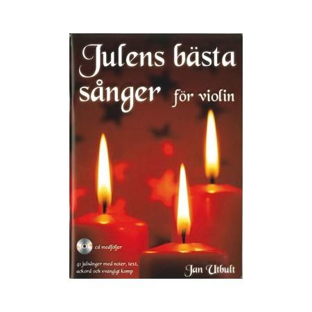 Julens bästa sånger för violin