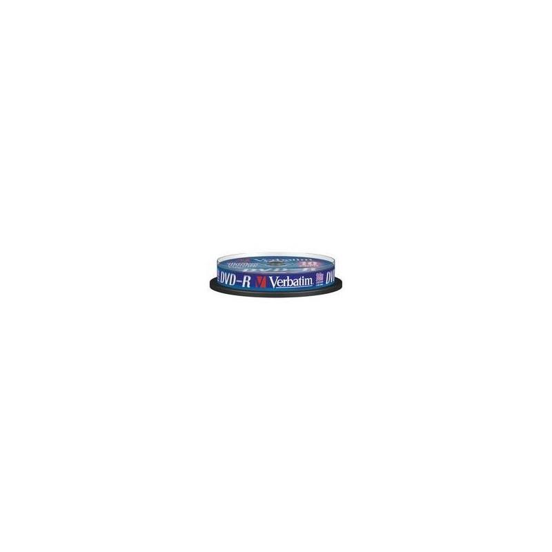 DVD-R Verbatim 4.7GB 10p 16X Spindel