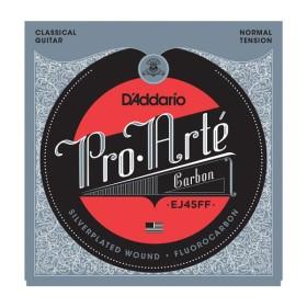 D'Addario EJ45FF Pro-Arté Carbon
