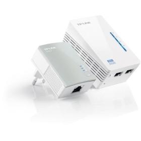 TP-LINK TL-WPA4220KIT 300Mbps AV500 WiFi Powerline Extender Starter Kit