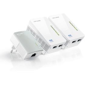 TP-LINK TL-WPA4220TKIT 300Mbps AV500 WiFi Powerline Extender Starter Kit
