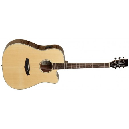 Acoustic Guitar Tanglewood TPE DC DLX