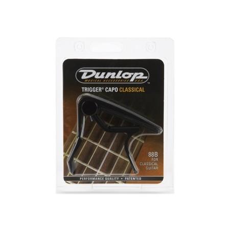 Dunlop triggercapo black flat