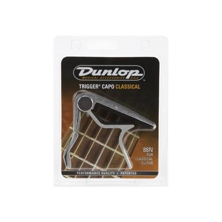 Dunlop triggercapo nickel flat