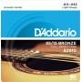 D'Addario EZ910 American Bronze