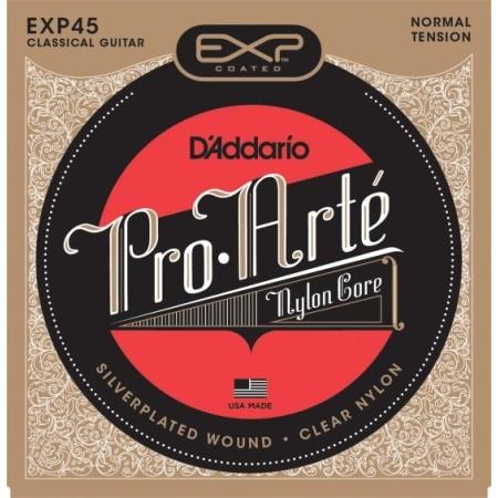 D'Addario EXP45 Coated