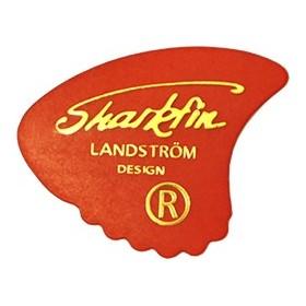 Sharkfin Goldprint - SOFT – Red