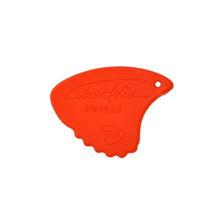Sharkfin Relief - SOFT – Red