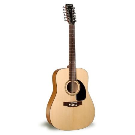 Acoustic Guitar Simon & Patrick Woodland 12 Spruce A3T