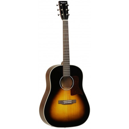 Westerngitarr Tanglewood TW40 SD VS