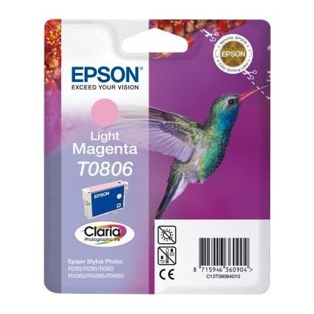 Bläckpatron Epson C13T08064011 Light Magenta